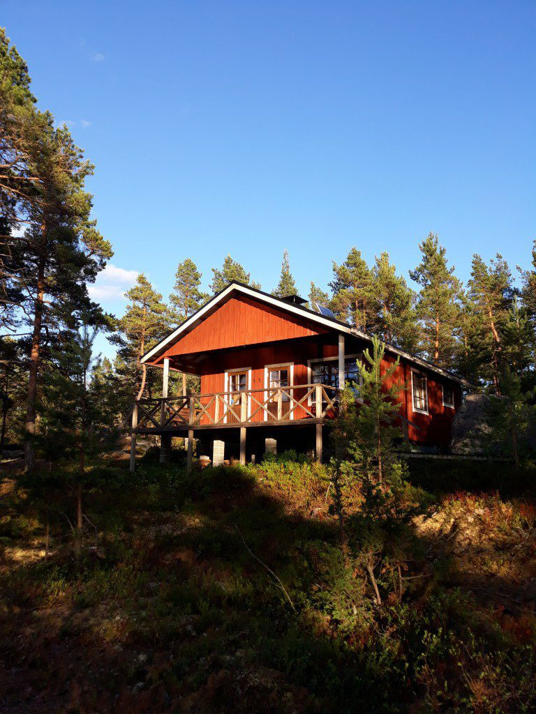 Rent a cottage in Finland